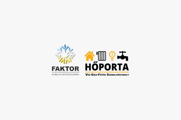 Faktor logó